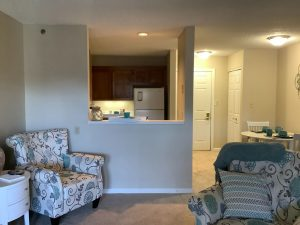 Image Gallery   Charter Senior Living Northpark Place Living Apartment Layout