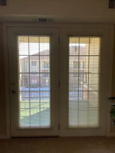 Image Gallery   Charter Senior Living Northpark Place Living Apartment Patio French Doors