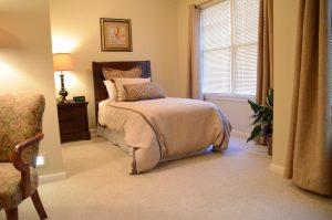 Charter Senior Living Northpark Place Bedroom