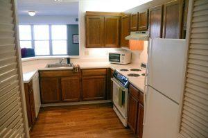 Northpark Place Apartment Kitchen