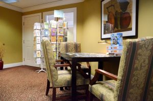 Image Gallery   Charter Senior Living Northpark Place Activity Area